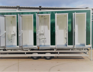 Mobile Shower Hire