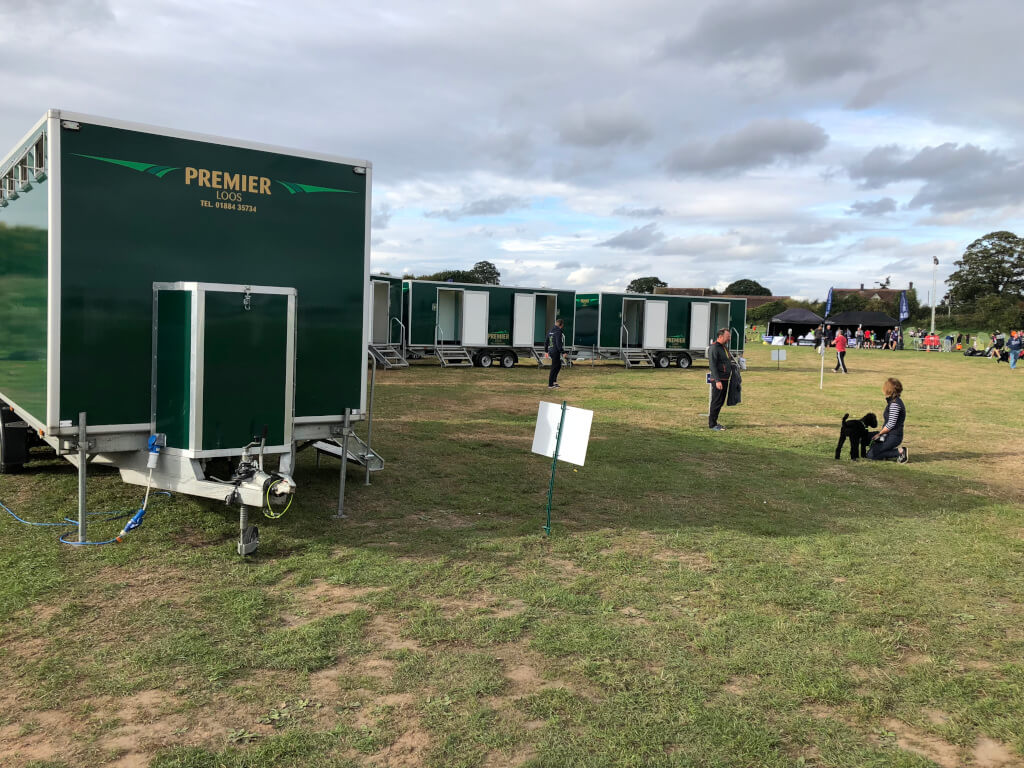 Premier Luxury Loos - mobile loo hire